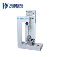 数显悬梁塑胶冲击强度试验机HD-R802