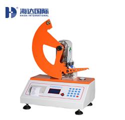 数显式撕裂强度试验机HD-A801-1