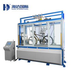 自行车刹车与路况寿命试验机HD-1052